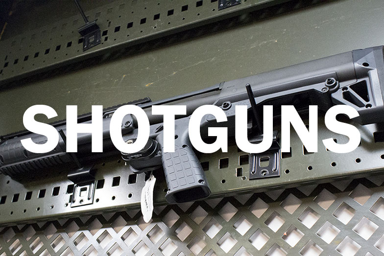 Shotguns Category Picture